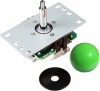 Arcade Ball-Top Joystick - 4/8 Way - Green