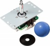 Arcade Ball-Top Joystick - 4/8 Way - Blue