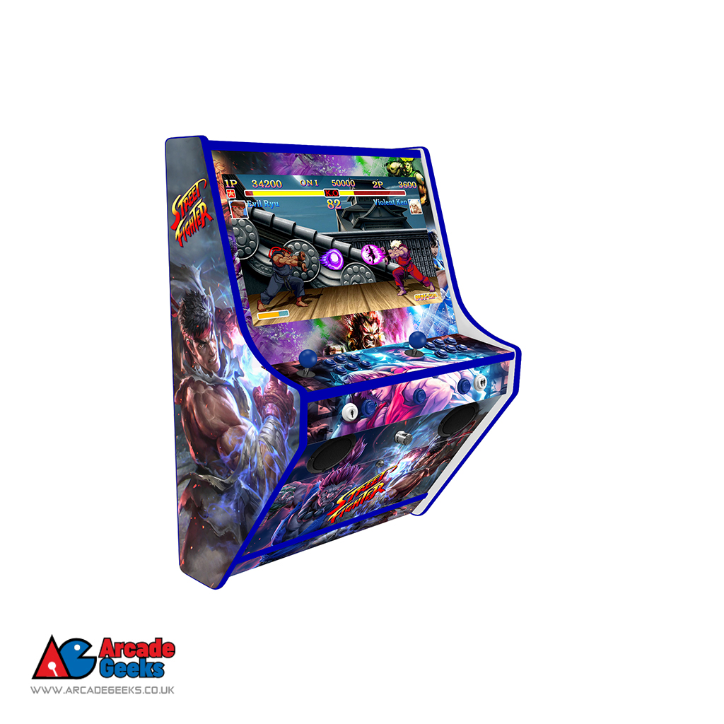 Wall Mounted Arcade Machines