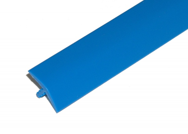 Toy Blue 3/4 Inch (19mm) T-Molding